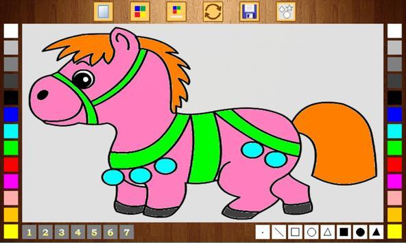 Draw and Coloring screenshot 1