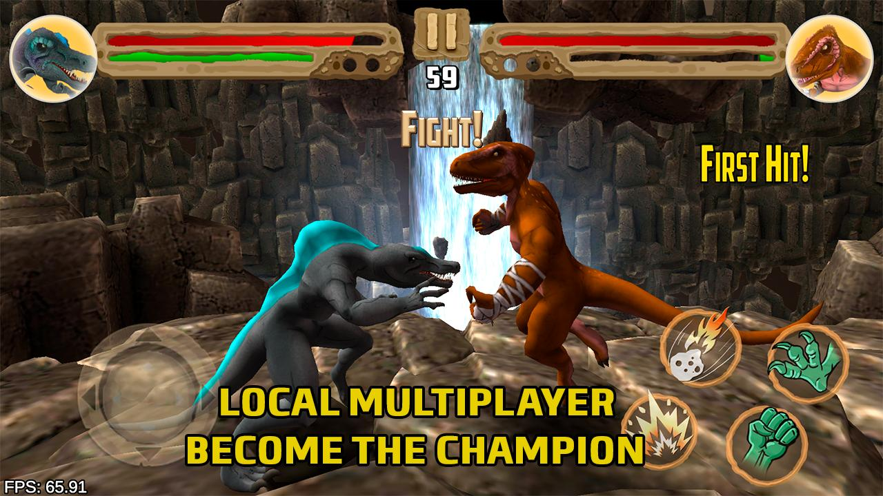 Dinosaurs fighters - Free fighting games for Android - APK Download