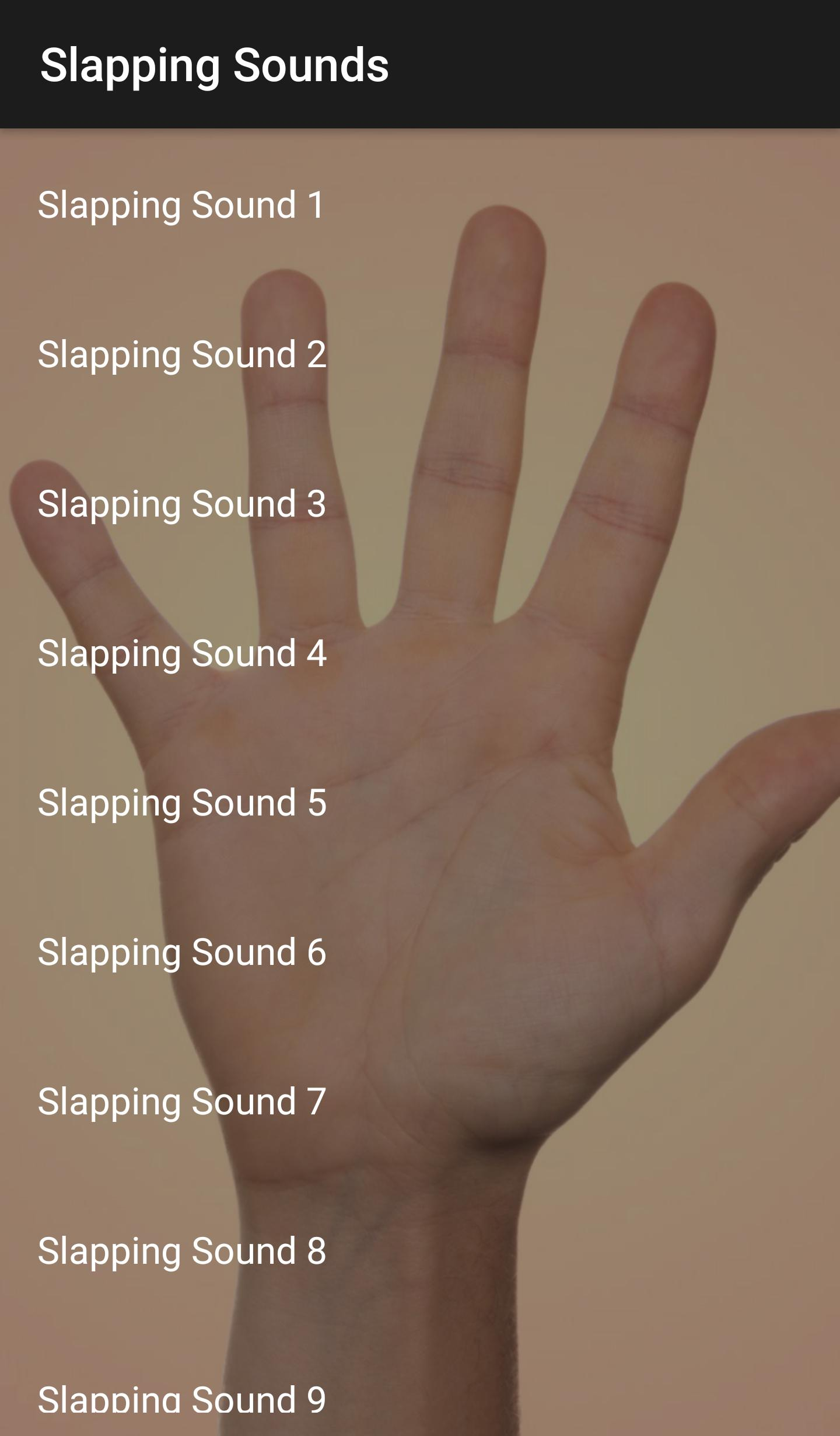 Slapping Sounds for Android - APK Download
