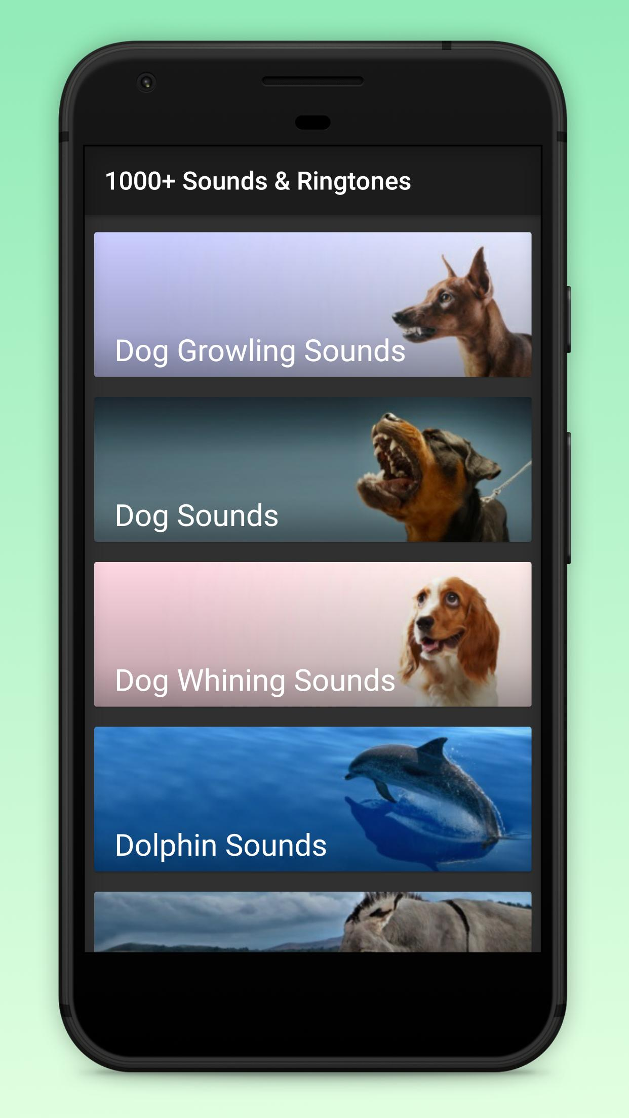 1000+ Sounds & Ringtones for Android - APK Download