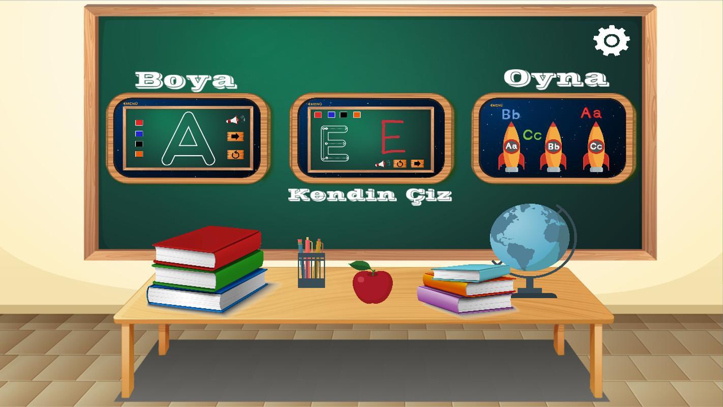 Sesli Türkçe Alfabe öğren For Android Apk Download