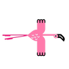 Fly Flamingo Fly icon