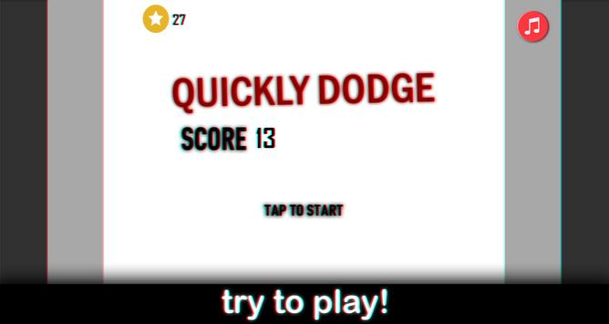 Quickly Dodge screenshot 2