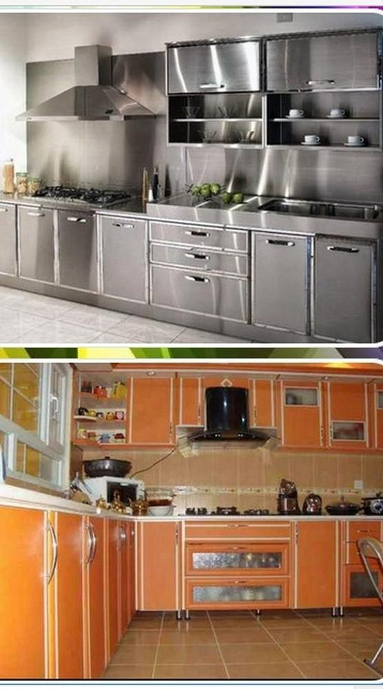 Aluminum Kitchen Cabinet Design Ideas For Android