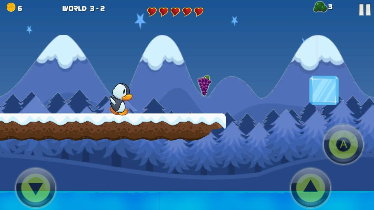 Penguin Adventure Worlds for Android - APK Download