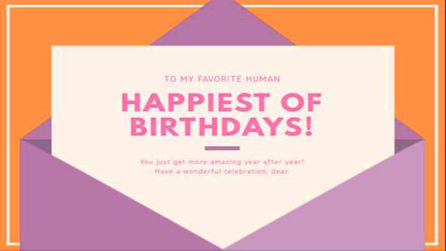 Happy Birthday Greeting Cards screenshot 8