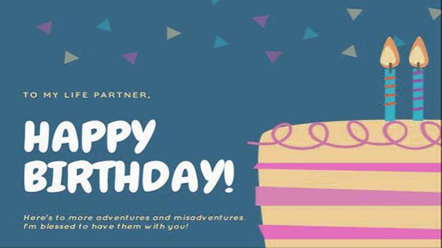 Happy Birthday Greeting Cards screenshot 2