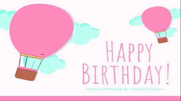 Happy Birthday Greeting Cards screenshot 3