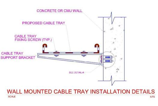 Cable  trays  size calculator &Cable trays details screenshot 7