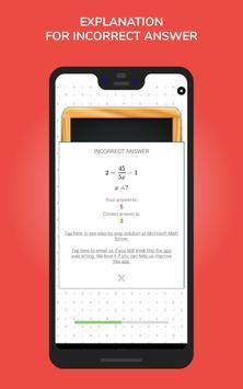 Algebra for Beginners स्क्रीनशॉट 4