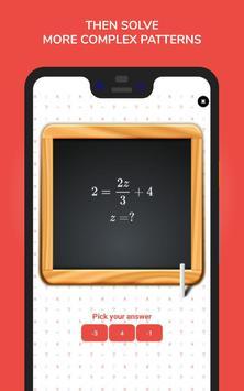 Algebra for Beginners स्क्रीनशॉट 1
