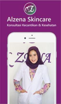 Alzena Skincare poster