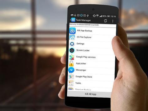 App Backup AAM screenshot 1