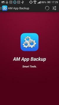 App Backup AAM screenshot 3