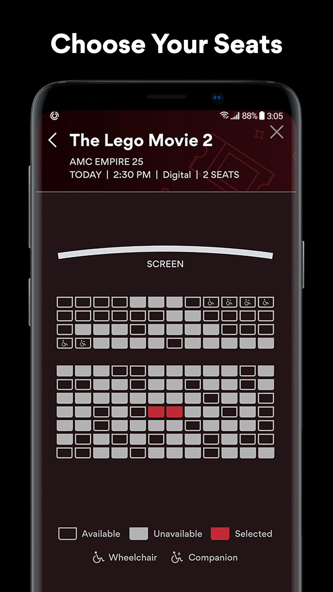 Amc Theatres For Android Apk Download