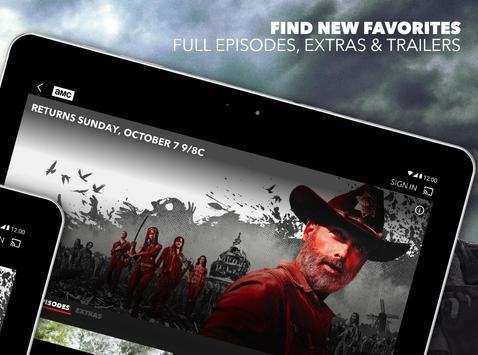 AMC screenshot 6