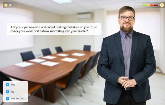 Leadership (Personality Test) screenshot 1