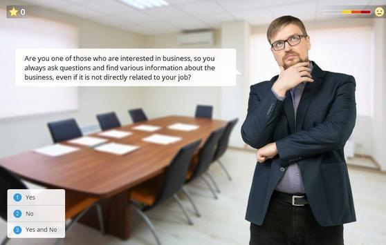 Leadership (Personality Test) screenshot 2