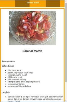 Resep Sambal Asli screenshot 3