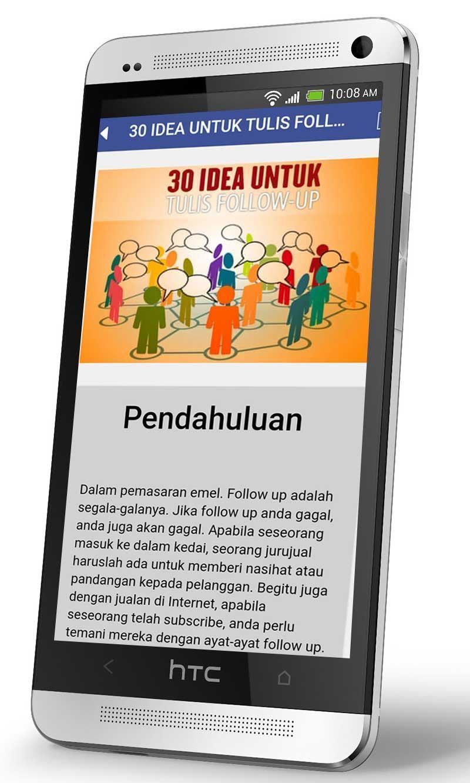 Koleksi Ebook Panduan Jualan Dan Pemasaran Cho Android Tải