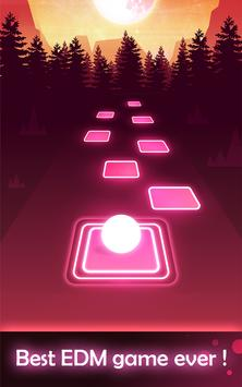 قفز البلاطات: موسيقى إلكترونية راقصة مبهرة! تصوير الشاشة 10