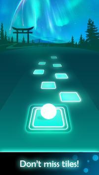Tiles Hop captura de pantalla 17