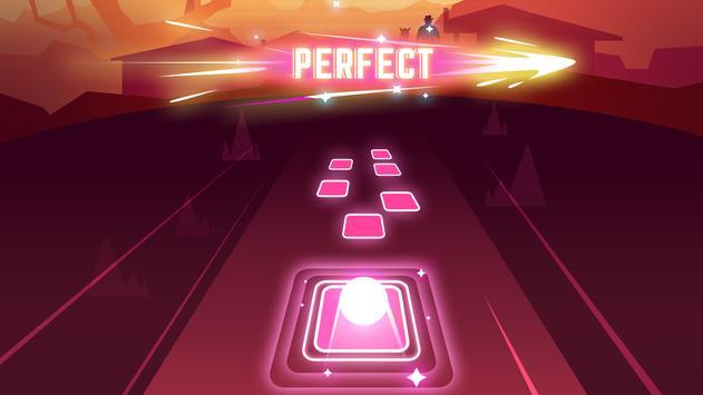 Tiles Hop captura de pantalla 4