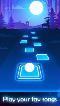 Tiles Hop captura de pantalla 2