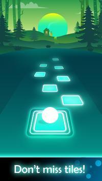 Tiles Hop captura de pantalla 3