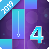 Piano Solo - Magic Dream tiles game 4 icon