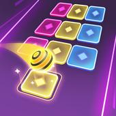 Color Hop 3D icon