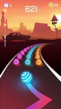 Dancing Road capture d'écran 3