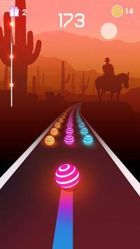 Dancing Road-poster