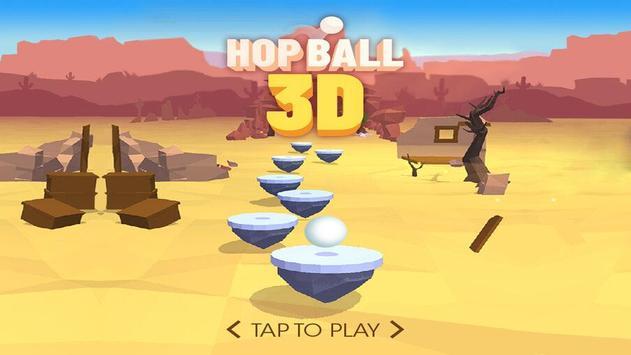 Hop Ball 3D captura de pantalla 4