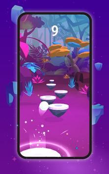 Hop Ball 3D captura de pantalla 8