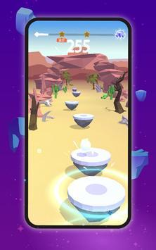 Hop Ball 3D captura de pantalla 14