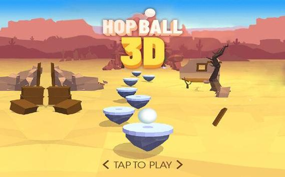 Hop Ball 3D captura de pantalla 18