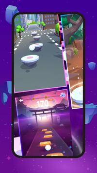 Hop Ball 3D captura de pantalla 1