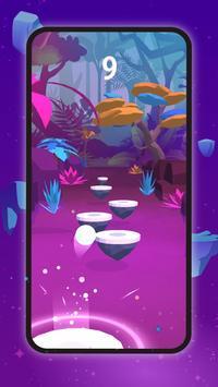 Hop Ball 3D captura de pantalla 3