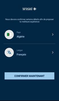 Air Algérie imagem de tela 1