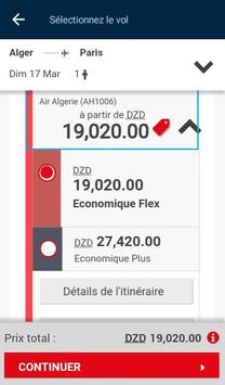 Air Algérie imagem de tela 6