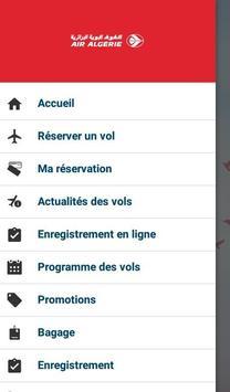 Air Algérie screenshot 5