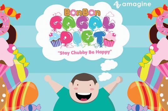 BonBon Gagal Diet screenshot 8