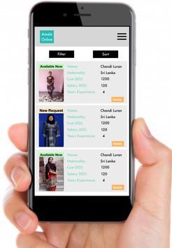 Amala Online screenshot 1