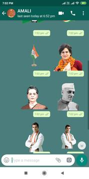 Rahul Gandhi Stickers for Indian Election 2019 poster