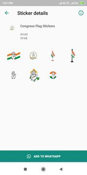 Rahul Gandhi Stickers for Indian Election 2019 screenshot 2