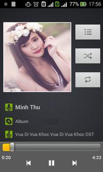 reproductor de música captura de pantalla 5