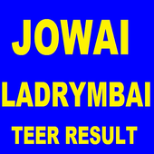 Jowai Ladrymbai Teer icon