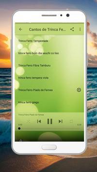Cantos Trinca Ferro Brazilios screenshot 4