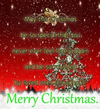 คำอวยพรวันคริสต์มาส ใหม่ล่าสุด screenshot 7
